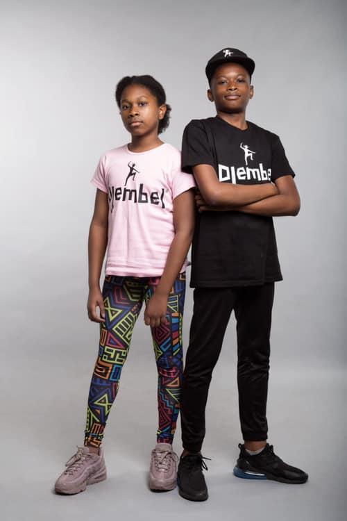 Tee shirt Coton « classic kids rose » 20 eur et « Classic kids noir » 20 eur